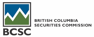 British Columbia Securities Commission logo
